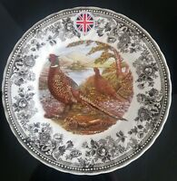 Queen's Quintessential Game Pheasant Thanksgiving Coupe Soup Bowl Set OF 6