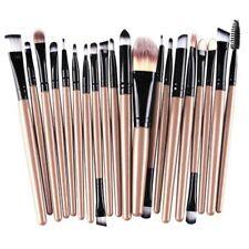 Cosmetic Brush Eyeshadow Foundation 20pcs Makeup Brushes Kabuki Powder Set UK EX