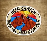 "Glen Canyon Utah Arizona Decal Sticker 3.4"" Skiing Lakes Boating Recreation"