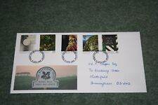Royal Mail first day cover: The National Trust 1995. Birmingham IDE annulation