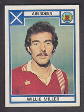 Panini - Football 78 - # 451 Willie Miller - Aberdeen