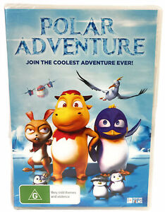 Polar Adventure DVD Join The Coolest Express Adventure Ever New & Sealed R4