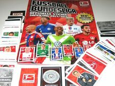 TOPPS Bundesliga 2014 - 2015  SET ALLE  Sticker und Leeralbum