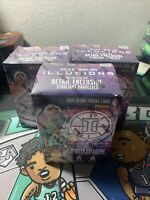 Panini Illusions NBA Basketball Blaster Exclusive 2019-2020 Sealed Box Lot Of 3