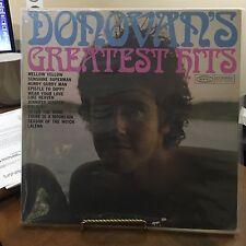 DONOVAN'S GREATEST HITS VINYL LP MELLOW YELLOW BXN 26439 CANADA 1969