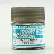 GUNZE SANGYO H95 Smoke gray water based acrylic paint 10 ml