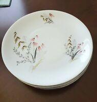 "Set of 6 - ROYAL DUCHESS Fine China - Bavaria - Mountain Bell 10"" Dinner Plates"