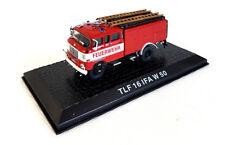 Camion de pompier Fascination Pompiers Miniature TLF 16 IFA W 50 - 1/72