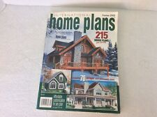 Home Plans, International Home Plans, Vintage 2000, 215 House Plans, Magazine