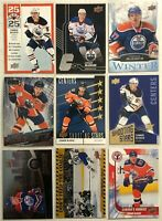 Connor Mcdavid 9 Card Lot Upper Deck Shooting Stars O-Pee-Chee Edmonton Oilers