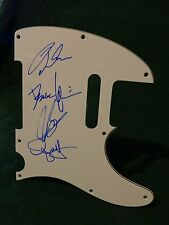 Black Country Communion Group Signed Autographed Pickguard Joe Bonamassa D