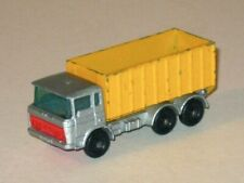 Vintage 1969 MATCHBOX Lesney No. 47 DAF Tipper Container Truck!