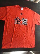 New BALTIMORE ORIOLES SGA - Wei-Yin Chen XL T-Shirt Jersey Mandarin Chinese #16