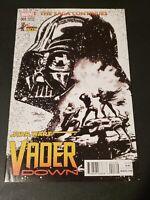Darth Vader Down #1 Comic Con Box Sketch Variant Aaron 2016 Marvel NM