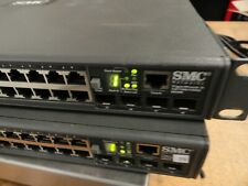 SMC TigerStack II Model 8848M w/2 SMCXFPMOD - 10 Gig XFP Modules