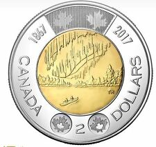 CANADA 2017 $2 COIN DANCE OF THE SPIRITS 150TH ANNIVERSARY OF CANADA