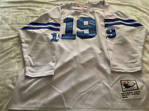 Johnny Unitas Baltimore Colts Mitchell & Ness Authentic Road Jersey Size 56