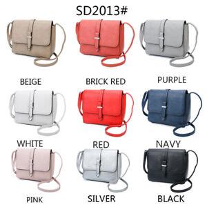 Ladies and Girls Designer made soft material box shape small mini cross-body bag