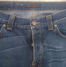 Nudie Jeans Mens Vintage Straight Leg Waist 36 Leg 32