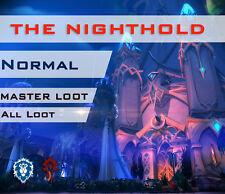 [EU] The Nighthold Normal 10/10 Master Loot WoW Boot Legion Raid Nachtfestung