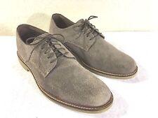 Banana Republic men's light brown suede shoes size 8 M good shape