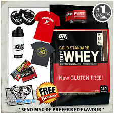 GOLD STANDARD 100% WHEY OPTIMUM NUTRITION | 10LB | ON WHEY | WHEY PROTEIN | WPI