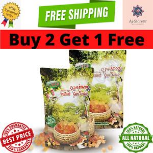 Elnasr Natural 100% Instant Gum Arabic Acacia Powder Good Health 150 Gm صمغ عربي
