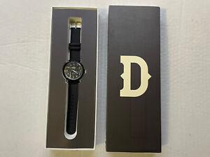Shinola Detrola Watch 43mm Mint!