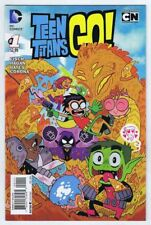 Teen Titans Go #1 NM- 1st Print 2014 DC Comics 2018 Movie Never Shelved for Sale