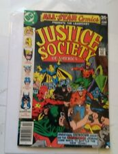 All Star Comics #69 1977 1st Appearance Earth Two Huntress justice society dc!