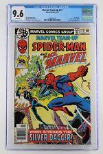 Marvel Team-Up #77 - Marvel 1979 CGC 9.6 Ms. Marvel. Doctor Strange, Clea and Si