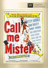 Call Me Mister (DVD, 2013)