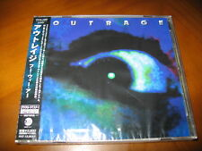 Outrage / Who We Are JAPAN Metallica Casbah Sacrifice PROMO NEW!!! A2