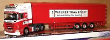 Corgi CC12941 Scania Topline S Walker Transport with moving floor trailer *NEW*