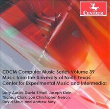Cdcm Computer Music Series 39, New Music