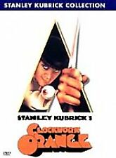 A Clockwork Orange (Dvd, 1999, Kubrick Collection; ) Rare Oop Version