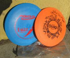 Eagle Oop Dx Pre-Flight #'s Innova Disc Golf Distance Driver lot Blue & Orange