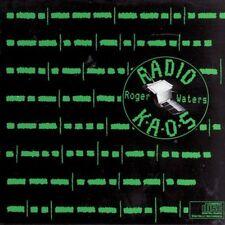 CD (NEU!) . ROGER WATERS (Pink Floyd) - Radio K.A.O.S. (KAOS mkmbh