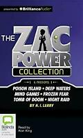 The Zac Power Collection: Poison Island/Deep Waters/Mind Games/Frozen Fear/Tomb