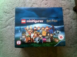 Lego Minifigures Harry Potter Series 2 - Complete your Collection