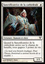 ▼▲▼4x Sanctificatrice de la cathédrale (Cathedral Sanctifier) Avacyn #11 FRENCH