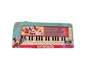 Disney Minnie Musical Keyboard First Act Play