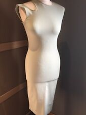 Cos Mint Green Bodycon Sleeveless Dress Size 8