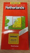Netherlands: GeoCenter Map (M13)