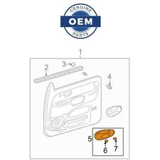 Genuine Front Driver Left Interior Door Pull Handle 74640-0C010-B1 For Toyota