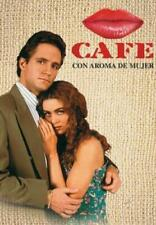 CAFE CON AROMA DE MUJER . TELENOVELA COLOMBIANA 40 Dvds