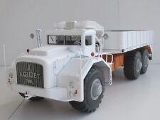 BERLIET 700 Ch T100 No.1 1962 1/43 NOREV T 100 No1 Sahara 6x6 LIMITED 690034