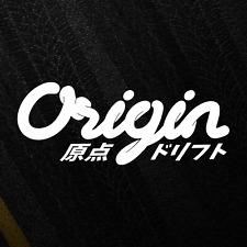 Drift JDM DERIVA ADHESIVO katakan de origen Japón coche decal