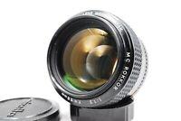 【Near MINT】 Minolta MC Rokkor 58㎜ f/1.2 58/1.2 MD Mount MF Lens from Japan #C135