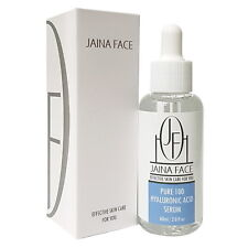 Pure 100% Hyaluronic Acid Serum HA Anti Aging Wrinkles Face Skin Care 60ml / 2oz
